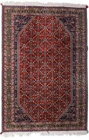 Gabbeh Kashkooli Matto 203X300 Moderni Käsinsolmittu Tummanpunainen/Tummanruskea (Villa, Persia/Iran)