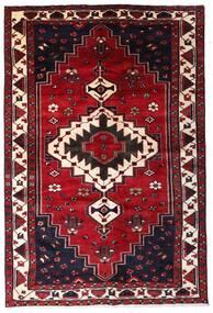 Lori Matto 171X254 Itämainen Käsinsolmittu Tummanpunainen (Villa, Persia/Iran)