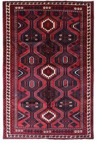 Lori Matto 168X260 Itämainen Käsinsolmittu Tummanpunainen/Tummanvioletti (Villa, Persia/Iran)