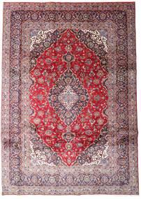 Keshan Matto 248X348 Itämainen Käsinsolmittu Vaaleanvioletti/Vaaleanpunainen (Villa, Persia/Iran)