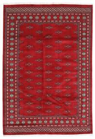 Pakistan Bokhara 2Ply Matto 174X254 Itämainen Käsinsolmittu Punainen/Tummanpunainen (Villa, Pakistan)