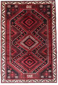Lori Matto 171X249 Itämainen Käsinsolmittu Tummanpunainen/Tummanruskea (Villa, Persia/Iran)