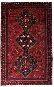 Lori Matto 166X265 Itämainen Käsinsolmittu Tummanpunainen (Villa, Persia/Iran)