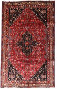 Ghashghai Matto 174X277 Itämainen Käsinsolmittu Tummanpunainen/Tummanruskea (Villa, Persia/Iran)