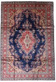 Hamadan Shahrbaf Matto 211X308 Itämainen Käsinsolmittu Vaaleanvioletti/Musta (Villa, Persia/Iran)