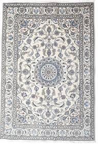Nain Matto 195X285 Itämainen Käsinsolmittu Vaaleanharmaa/Beige (Villa, Persia/Iran)