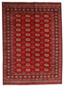 Pakistan Bokhara 3Ply Matto 174X240 Itämainen Käsinsolmittu Tummanpunainen/Ruoste (Villa, Pakistan)