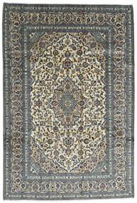 Keshan Matto 242X355 Itämainen Käsinsolmittu Tummanharmaa/Vaaleanharmaa (Villa, Persia/Iran)