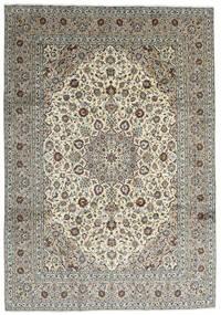 Keshan Matto 251X357 Itämainen Käsinsolmittu Tummanharmaa/Vaaleanharmaa Isot (Villa, Persia/Iran)