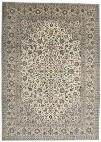 Keshan Matto 250X350 Itämainen Käsinsolmittu Tummanharmaa/Vaaleanharmaa Isot (Villa, Persia/Iran)