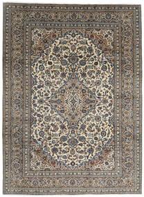 Keshan Matto 248X328 Itämainen Käsinsolmittu Tummanharmaa/Vaaleanharmaa (Villa, Persia/Iran)