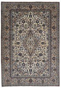 Keshan Matto 237X343 Itämainen Käsinsolmittu Tummanharmaa/Vaaleanharmaa (Villa, Persia/Iran)