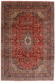 Keshan Matto 250X370 Itämainen Käsinsolmittu Tummanruskea/Tummanpunainen Isot (Villa, Persia/Iran)