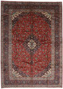 Keshan Matto 301X420 Itämainen Käsinsolmittu Tummanpunainen/Tummanharmaa Isot (Villa, Persia/Iran)
