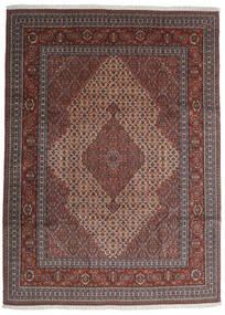 Ardebil Matto 265X364 Itämainen Käsinsolmittu Tummanpunainen/Tummanruskea Isot (Villa, Persia/Iran)