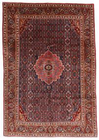 Bidjar Matto 204X290 Itämainen Käsinsolmittu Tummanpunainen/Tummanharmaa (Villa, Persia/Iran)