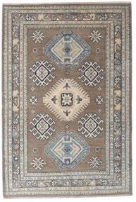 Kazak Matto 117X173 Itämainen Käsinsolmittu Vaaleanharmaa/Tummanharmaa (Villa, Afganistan)