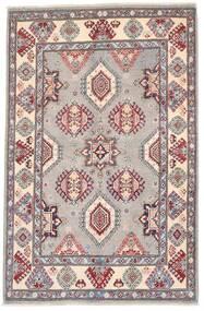 Kazak Matto 118X182 Itämainen Käsinsolmittu Tummanharmaa/Vaaleanharmaa (Villa, Afganistan)