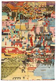 Moroccan Berber - Afghanistan Matto 172X255 Moderni Käsinsolmittu Tummanbeige/Tummanruskea (Villa, Afganistan)