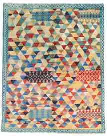 Moroccan Berber - Afghanistan Matto 172X219 Moderni Käsinsolmittu Tummanbeige/Siniturkoosi (Villa, Afganistan)