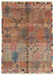 Moroccan Berber - Afghanistan Matto 172X238 Moderni Käsinsolmittu Ruskea/Tummanruskea (Villa, Afganistan)