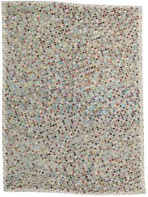 Kelim Afghan Old Style Matto 215X287 Itämainen Käsinkudottu Vaaleanharmaa/Tummanharmaa (Villa, Afganistan)