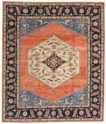 Kazak Matto 249X294 Itämainen Käsinsolmittu Tummanharmaa/Punainen (Villa, Afganistan)