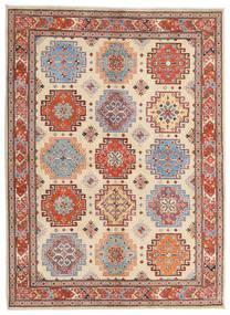 Kazak Matto 175X238 Itämainen Käsinsolmittu Beige/Vaaleanruskea (Villa, Afganistan)