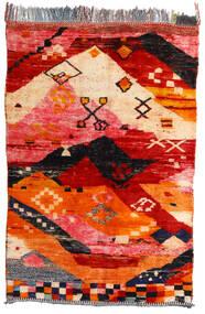 Berber Moroccan - Mid Atlas Matto 174X260 Moderni Käsinsolmittu Ruoste/Oranssi (Villa, Marokko)
