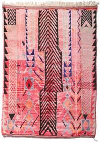 Berber Moroccan - Mid Atlas Matto 213X300 Moderni Käsinsolmittu Vaaleanpunainen/Pinkki (Villa, Marokko)