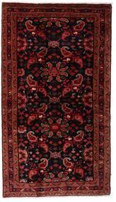 Hamadan Matto 108X194 Itämainen Käsinsolmittu Tummanpunainen (Villa, Persia/Iran)