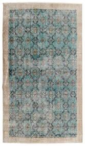 Vintage Heritage Matto 112X197 Moderni Käsinsolmittu Vaaleanharmaa/Siniturkoosi (Villa, Persia/Iran)