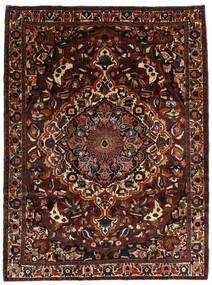 Bakhtiar Matto 230X305 Itämainen Käsinsolmittu Tummanruskea (Villa, Persia/Iran)
