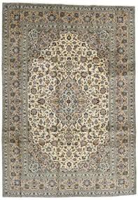Keshan Matto 248X354 Itämainen Käsinsolmittu Tummanruskea/Musta (Villa, Persia/Iran)