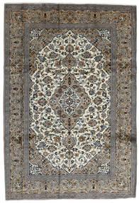 Keshan Matto 240X352 Itämainen Käsinsolmittu Tummanharmaa/Vaaleanharmaa (Villa, Persia/Iran)