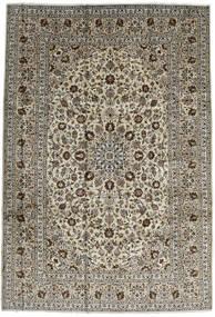 Keshan Matto 246X357 Itämainen Käsinsolmittu Tummanruskea/Musta (Villa, Persia/Iran)