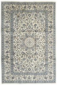 Keshan Matto 240X355 Itämainen Käsinsolmittu Beige/Vaaleanharmaa (Villa, Persia/Iran)