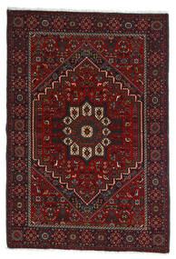 Gholtogh Matto 107X154 Itämainen Käsinsolmittu Tummanpunainen/Tummanruskea (Villa, Persia/Iran)