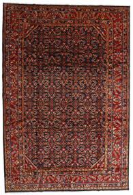 Lillian Matto 285X414 Itämainen Käsinsolmittu Tummanpunainen/Tummanruskea Isot (Villa, Persia/Iran)