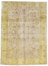 Vintage Heritage Matto 233X319 Moderni Käsinsolmittu Vaaleanharmaa/Vaaleanvihreä (Villa, Persia/Iran)