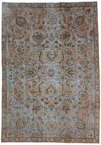 Vintage Heritage Matto 220X316 Moderni Käsinsolmittu Vaaleanharmaa/Tummanharmaa (Villa, Persia/Iran)