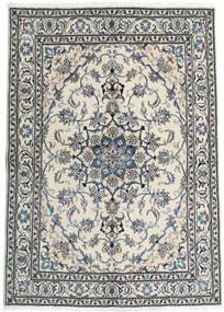 Nain Matto 163X228 Itämainen Käsinsolmittu Tummanharmaa/Beige (Villa, Persia/Iran)