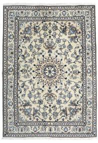 Nain Matto 166X235 Itämainen Käsinsolmittu Tummanharmaa/Vaaleanharmaa (Villa, Persia/Iran)