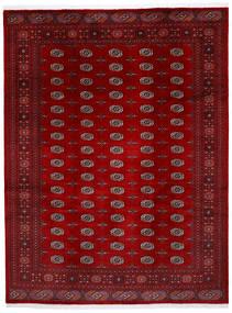 Pakistan Bokhara 3Ply Matto 245X320 Itämainen Käsinsolmittu Tummanpunainen/Punainen (Villa, Pakistan)