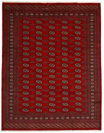 Pakistan Bokhara 2Ply Matto 243X314 Itämainen Käsinsolmittu Tummanpunainen/Tummanruskea (Villa, Pakistan)