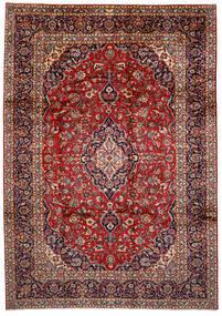 Keshan Matto 250X358 Itämainen Käsinsolmittu Tummanpunainen/Tummansininen Isot (Villa, Persia/Iran)