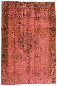 Vintage Heritage Matto 186X283 Moderni Käsinsolmittu Tummanpunainen/Punainen (Villa, Persia/Iran)
