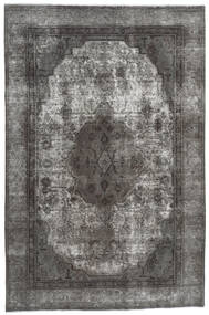 Vintage Heritage Matto 191X290 Moderni Käsinsolmittu Tummanharmaa/Vaaleanharmaa (Villa, Persia/Iran)