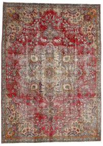 Vintage Heritage Matto 227X312 Moderni Käsinsolmittu Tummanharmaa/Vaaleanharmaa/Tummanpunainen (Villa, Persia/Iran)