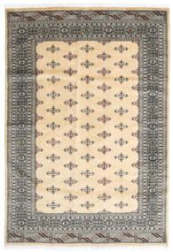 Pakistan Bokhara 2Ply Matto 170X248 Itämainen Käsinsolmittu Beige/Tummanharmaa/Vaaleanharmaa (Villa, Pakistan)
